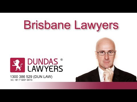 Brisbane Lawyers - Dundas Lawyers.wmv