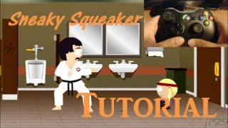 South Park The Stick of Truth - Randy Marsh Sneaky Squeaker Tutorial!