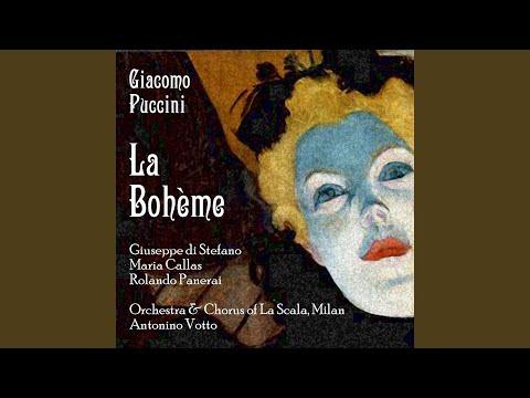 La Bohème, Act 2 : Aranci, datteri!