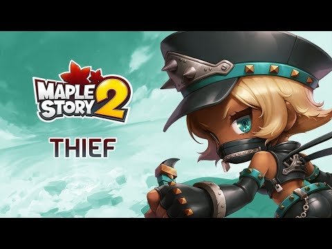 Thief Build Guide Maplestory 2 MS2 | GamerDiscovery