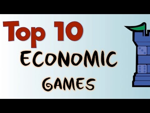 Top 10 Economic Games