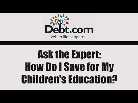 Ask the Expert How Do I Save for My Kids' Education