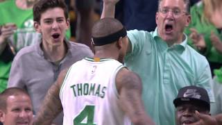 Isaiah Thomas Explodes for Career High 42