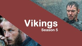 Vikings Season 5 Episode 1 Preview Breakdown