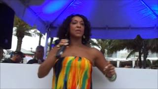 Miguel Migs & Lisa Shaw Live at Eden Roc Hotel, Miami - March 29,2014