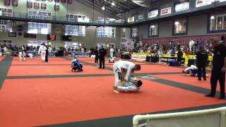Evolve BJJ- Alan Rodriguez IBJJF Dallas Open May 6, 2012