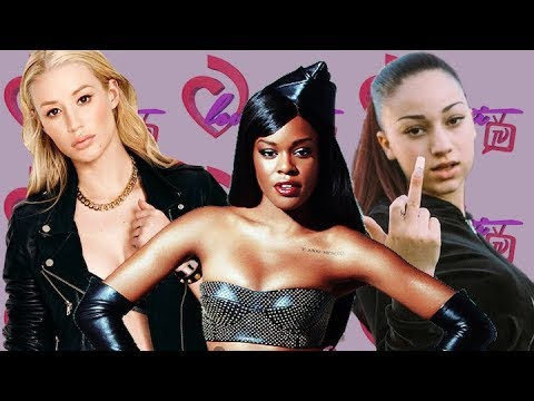 Bhad Bhabie Throws a Drink in Iggy Azalea's Face at Cardi B's Party+ Azealia Banks Speaks out!