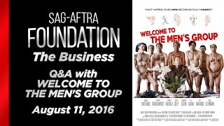 The Business: Q&A with WELCOME TO THE MEN'S GROUP