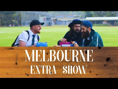 Melbourne EXTRA SHOW (+ Mark receives a phone call)