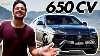 O SUV de R$ 2,5 milhões! Gerson acelera o insano Lamborghini Urus - Acelerolê #36 | Acelerados