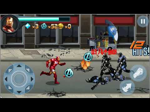 Avengers - JAVA Game Mobile Download