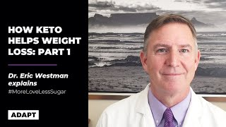 How Keto Helps Weight Loss — [Dr. Westman Explains: Part 1]