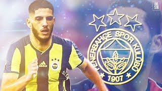 Yassine Benzia | 2018 | Welcome to Fenerbahçe | Key Passes ,Dribblings and Assists | HD