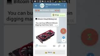 telegram bot mining cloud btc)