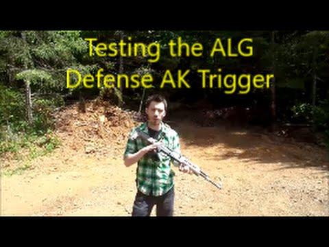 Testing the ALG Defense AK Trigger