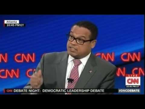 CNN Democratic Leadership Debate 2017 Part 1