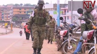 Heavy security takes over Kampala as Museveni swears in