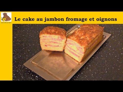 cake-au-jambon-fromage-et-oignons-(recette-facile)