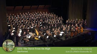 LUX: The Dawn From On High – Dan Forrest – COMPLETE – Rivertree Singers & Friends