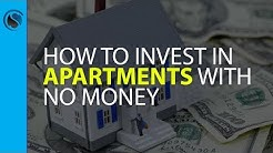 How to Invest in Apartments with No Money Down with Lance Edwards