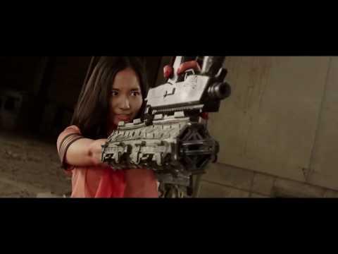 Rise of the Machine Girls (Bakuretsu mashin shôjo - bâsuto mashin gâru) international trailer