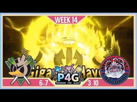 Critical Match | Anaheim Farfetch'd vs Montreal Explouds P4G Season 2 Week 14 | Pokemon Sun and Moon