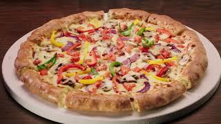 PIZZA HUT | STUFFED CRUST | Two dee...