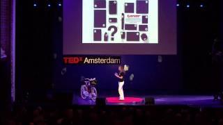 TedxAmsterdam 2011 - Irene Rompa