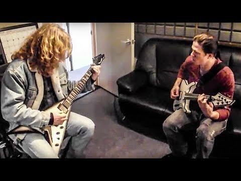 Megadeth at Vic's Garage - Studio Update #7 February 2013 Thumbnail image
