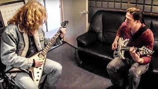Megadeth at Vic's Garage - Studio Update #7 February 2013