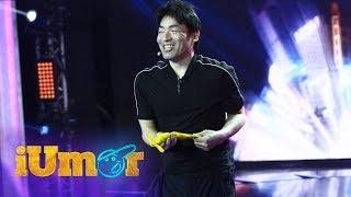 Keiichi Iwasaki, din Japonia, număr de magie ieșit din comun! Juriul și publicul, muți de uimire