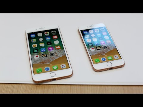 Download Youtube: iPhone 8 and 8 Plus first look