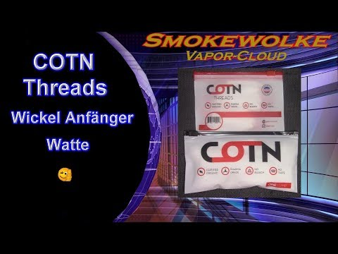 COTN Threads - Waste Less - Cut to Size