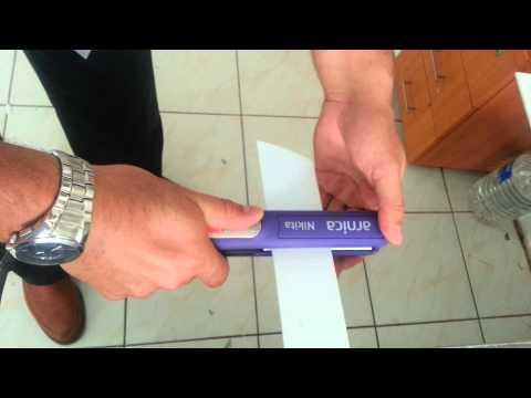 Plexi Kıvırma Makinası - Büktürmatik - Nikita - Ev Yapımı - Plexi