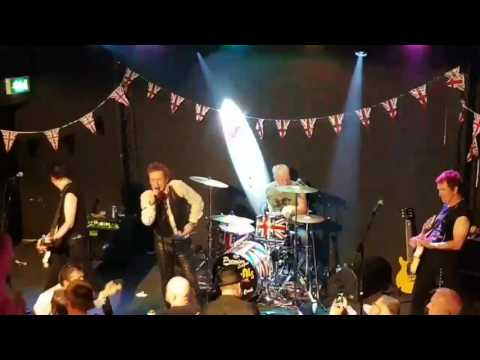 Sex Pistols Experience, merged clips, The Globe, Cardiff July 29th 2017