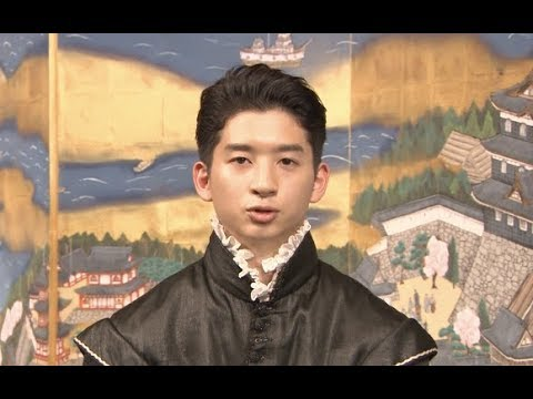 千々石ミゲル役、緒形敦バージョ...