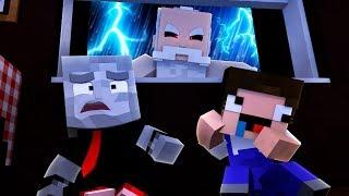 BÖSER NACHBAR JAGT UNS! - Minecraft [Deutsch/HD]