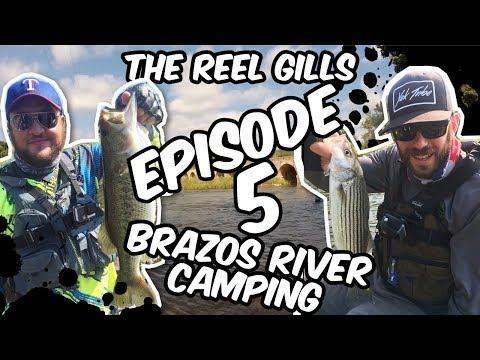 Episode 5: Kayak Camping the Brazos River (3 DAYS)