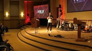 YOLO: No Regrets