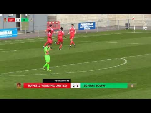 Hayes & Yeading v Egham Town - 14th April 2018