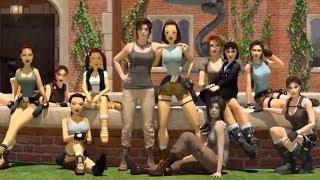 Tomb Raider 1996 - 2018: История серии, обзор и мнение