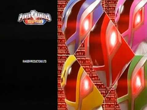 13 - Power Rangers S.P.D (End Credits).avi