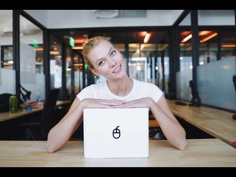 Unboxing Kode With Klossy Swag   Karlie Kloss