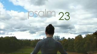 Psalms & Stretches [Psalm 23 vs 1-4 NIV]