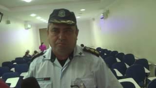 Coronel Souto comandante do CPI-Sul reuniu a tropa em Russas