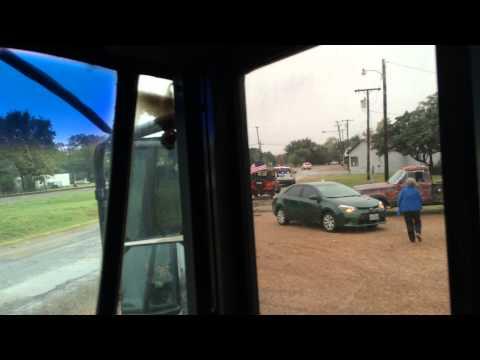 Trinidad TX Homecoming BUS Parade vid 2