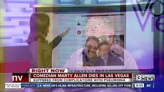 Marty Allen dies at age of 95