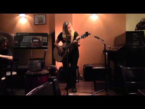 I Just Wanted to Kiss You @ The Path Cafe - Open Mic #9