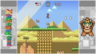 Super Mario Land Returns [1of2] | Super Mario Bros. X