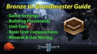 StarCraft 2: Learning The Basics - Bronze to Grandmaster - PART 1/7 (Guide by a Pro Player)